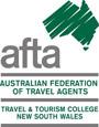 AFTA Travel & Tourism College(アフタ・トラベル・アンド・ツーリズム・カレッジ)